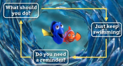 credit: http://blogs.disney.com/oh-my-disney/2013/04/17/be-like-dory/