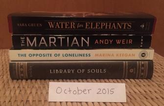 4OctoberBooks