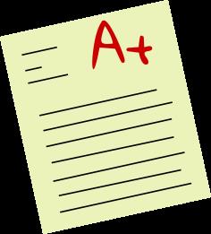 good grades